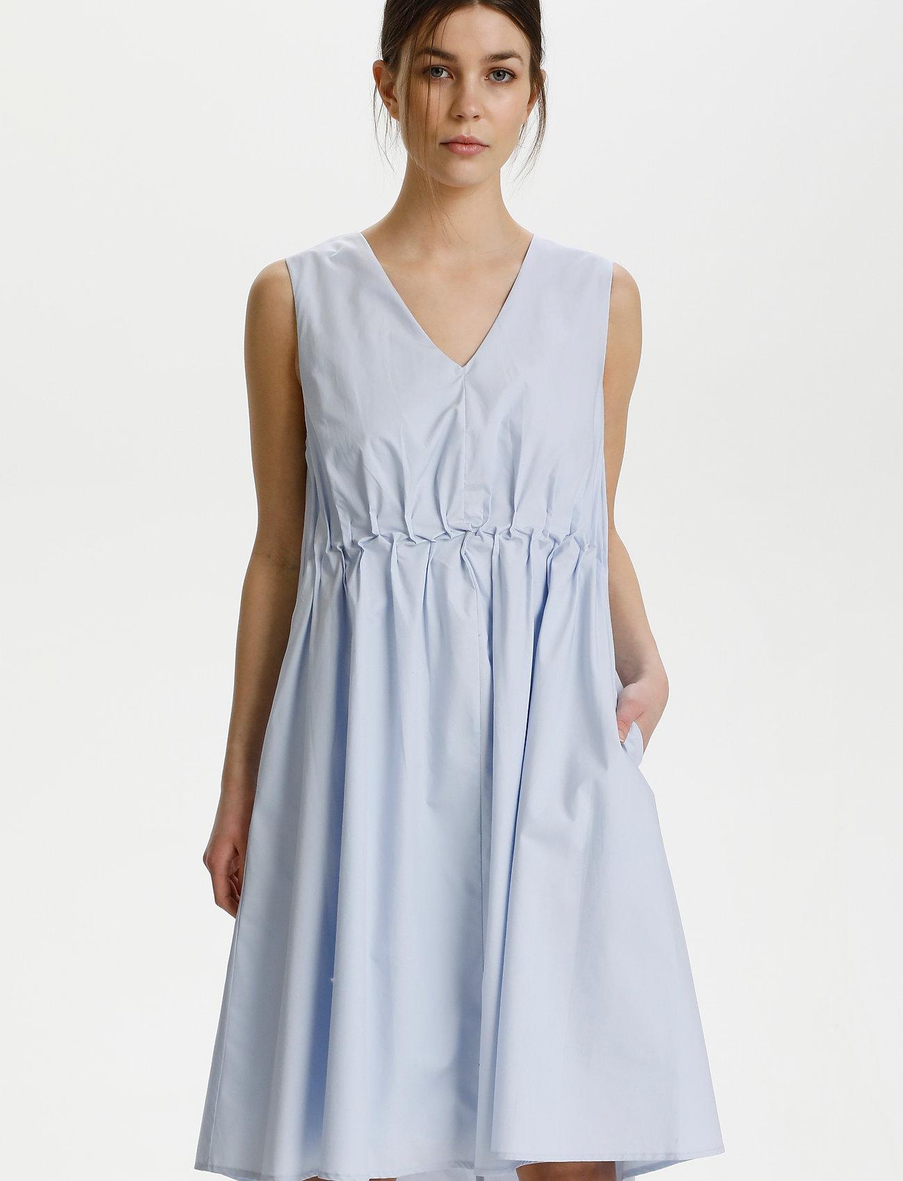 Gestuz - SoriGZ short dress - sommerkjoler - xenon blue - 0