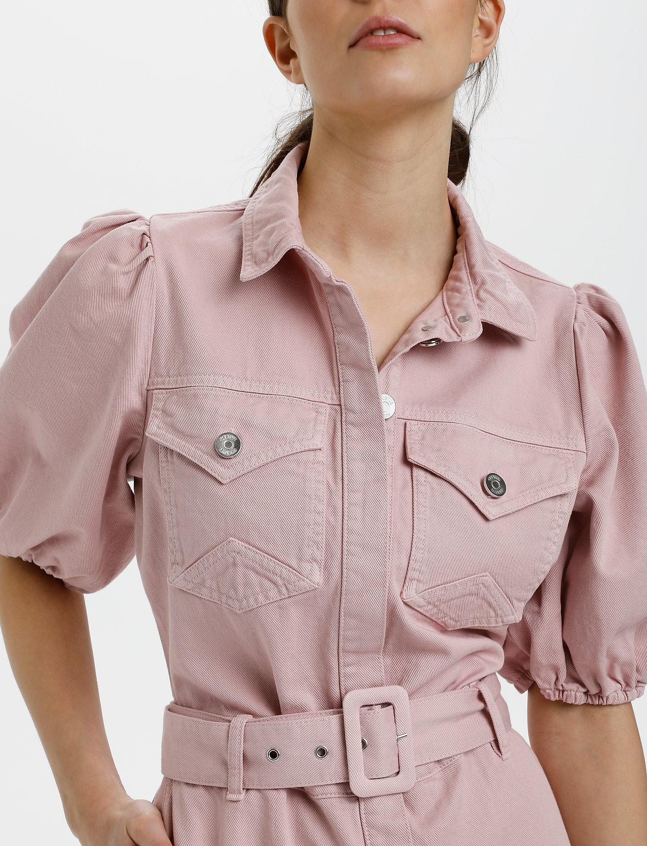 Gestuz - DilettoGZ jumpsuit - clothing - fragrant lilac - 4