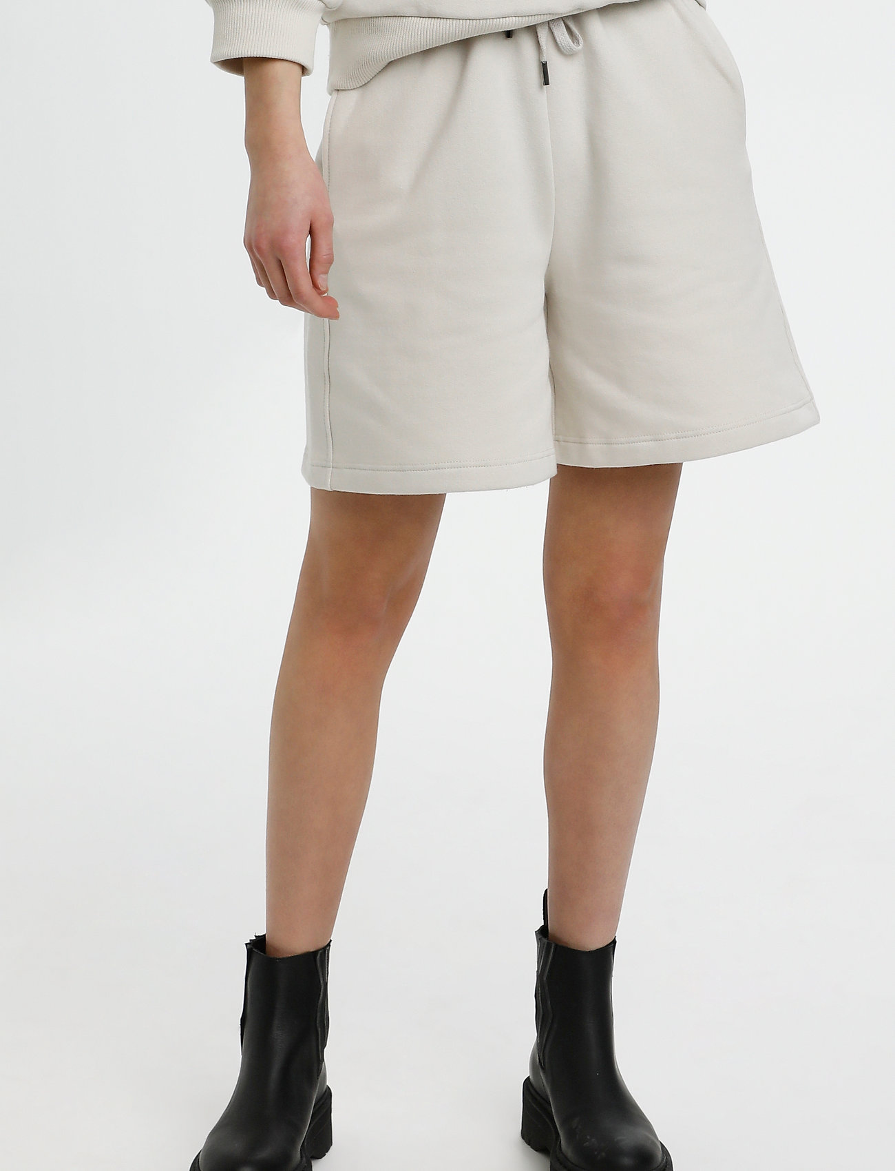 Gestuz - NankitaGZ HW shorts - shorts casual - moonbeam - 0