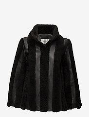 Gestuz - Vatan jacket YE16 - nahkatakit - black - 0