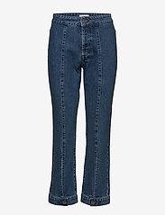 Gestuz - Rubyn jeans MS18 - schlaghosen - carolina blue - 0