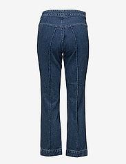 Gestuz - Rubyn jeans MS18 - schlaghosen - carolina blue - 1