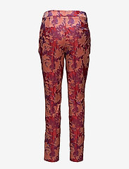 Gestuz - Soffy pants MS18 - slim fit broeken - poinsettia - 1