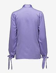 Gestuz - Mimi shirt MA18 - long sleeved blouses - sand verbena - 1