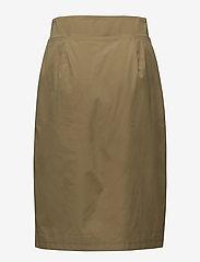 Gestuz - Mira skirt MA18 - midi skirts - antique bronze - 1
