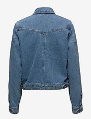 Gestuz - Jenelle jacket MA18 - denim jackets - medium blue - 1