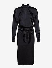 Gestuz - Philo dress MA18 - midi dresses - black - 0