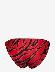 Gestuz - CanaGZ bikini bottom - bikini underdele - red coral - 1