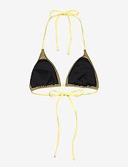 Gestuz - PilGZ bikini top AO19 - bikini overdele - dried herb - 1