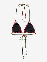 Gestuz - PilGZ bikini top AO19 - bikini overdele - tropical yellow - 1