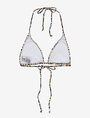Gestuz - PilGZ bikini top AO19 - bikini overdele - yellow animal - 1