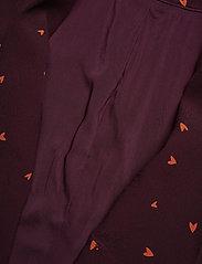 Gestuz - HoneyGZ blazer AO19 - blazere - port royale heart dot - 4