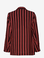 Gestuz - TillyGZ blazer AO19 - blazere - black multi stripe - 1
