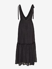 Gestuz - LonaGZ long dress AO19 - midi kjoler - black - 4