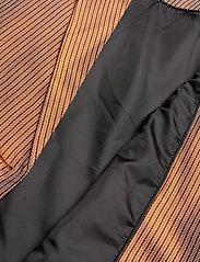 Gestuz - MorganaGZ blazer AO19 - blazere - rooibos tea jaquard - 4