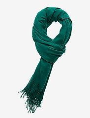 Gestuz - CrossGZ scarf MA19 - huivit - ultramarine green - 0