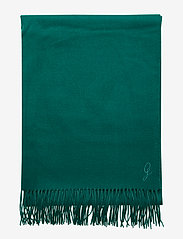Gestuz - CrossGZ scarf MA19 - huivit - ultramarine green - 1