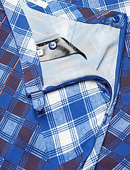 Gestuz - LuanneGZ skirt MA19 - midi - blue check - 5