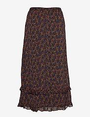 Gestuz - AlminaGZ skirt MA19 - midi - black multi dot - 1
