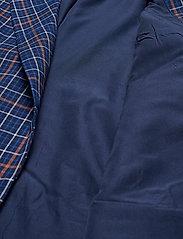 Gestuz - NiraGZ blazer MA19 - bleiserit - blue/umber check - 5