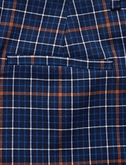 Gestuz - NiraGZ shorts MA19 - bermuda-shortsit - blue/umber check - 5