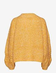 Gestuz - ZiaGZ pullover MA19 - neulepuserot - golden yellow - 1