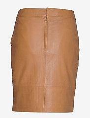 Gestuz - CharGZ mini skirt - lyhyet - bone brown - 2