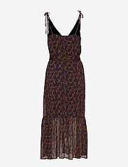 Gestuz - AlminaGZ long dress MA19 - midimekot - black multi dot - 2