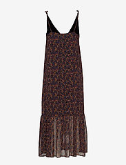 Gestuz - AlminaGZ long dress MA19 - midimekot - black multi dot - 4