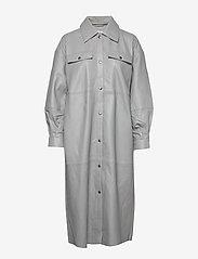 Gestuz - RobertaGZ OZ jacket YE 2019 - manteaux - alloy - 1