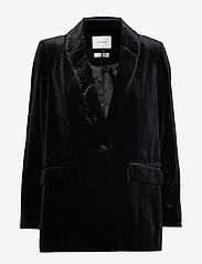 Gestuz - AdalizGZ blazer YE19 - vestes tailleur - black - 1