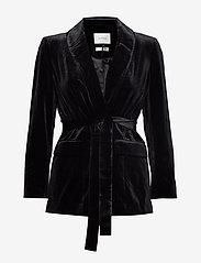 Gestuz - AdalizGZ blazer YE19 - vestes tailleur - black - 3