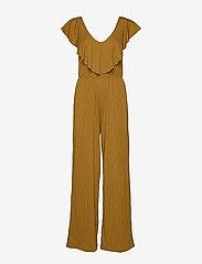 Gestuz - JustaGZ jumpsuit YE19 - combinaisons - bone brown - 3