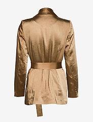 Gestuz - LerissaGZ blazer YE19 - vestes tailleur - tannin - 2