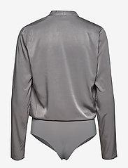 Gestuz - RosieGZ body - bodies - gray flannel - 1