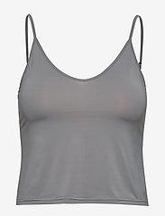Gestuz - RosieGZ body - bodies - gray flannel - 2