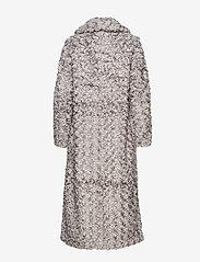 Gestuz - RyssaGZ coat YE19 - sztuczne futro - alloy - 2