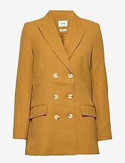 Gestuz - LiyaGZ blazer SO20 - blazere - bone brown - 1