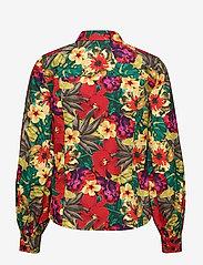 Gestuz - StellaGZ shirt MS20 - langærmede bluser - tropical yellow - 2