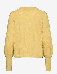 Gestuz - AlpiaGZ pullover MS20 - trøjer - dried moss melange - 2
