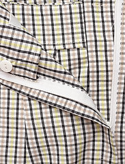 Gestuz - ElionaGZ skirt MS20 - midi - lime light check - 4