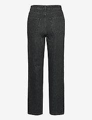 Gestuz - DacyGZ MOM jeans - straight regular - black - 1