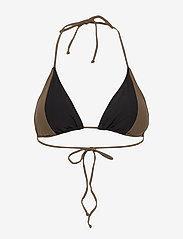 Gestuz - PalaGZ bikini top MS20 - bikini overdele - capers - 0