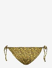 Gestuz - PilGZ bikini bottom - bikini underdele - yellow mini flower - 1