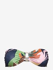 Gestuz - ArtyGZ bikini top - bikini overdele - pink multi art - 3
