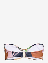 Gestuz - ArtyGZ bikini top - bikini overdele - pink multi art - 4