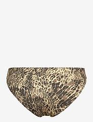 Gestuz - CanaGZ bikini bottom - bikini underdele - yellow leo - 2