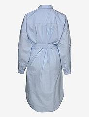 Gestuz - StaliaGZ OZ shirt dress - midi kjoler - xenon blue - 2