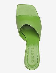 Gestuz - KieraGZ sandal AO20 - mules & slipins - fluorite green - 3