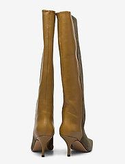 Gestuz - ShiraGZ boots AO20 - höga stövlar - dark olive - 4